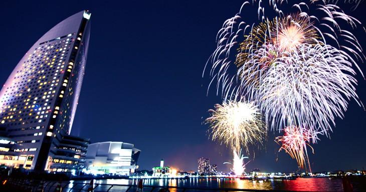 横浜・山下公園の一大イベント:「横浜開港祭」の由来・歴史